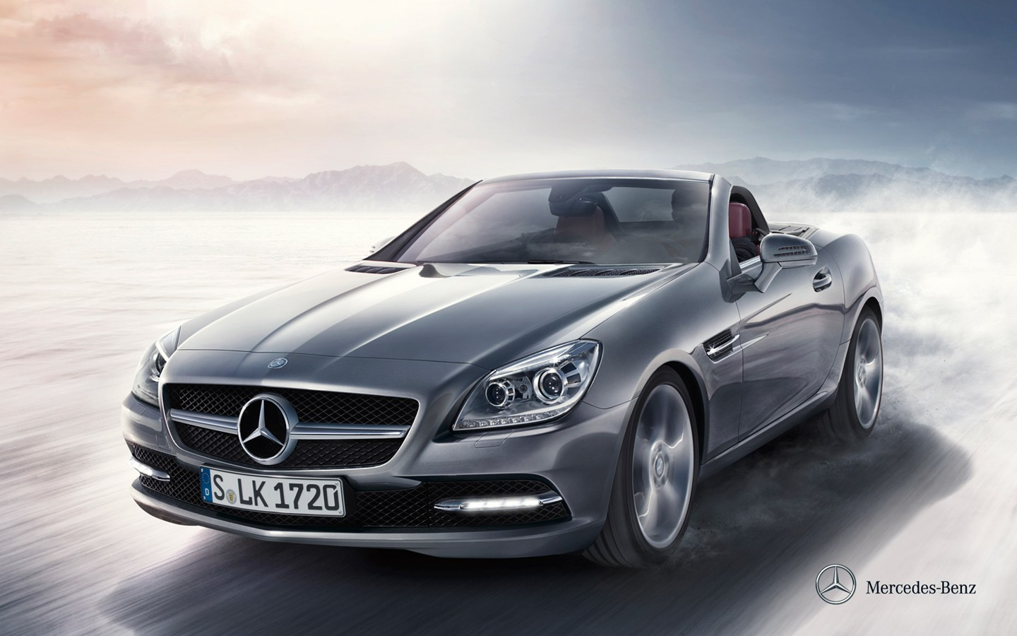 Mercedes-Benz SLK roadster 32022
