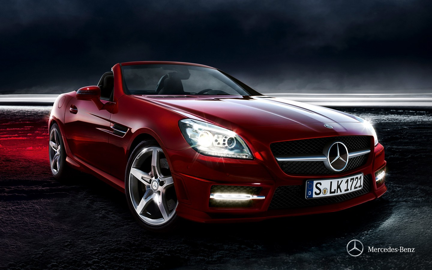 Mercedes-Benz SLK roadster 32026