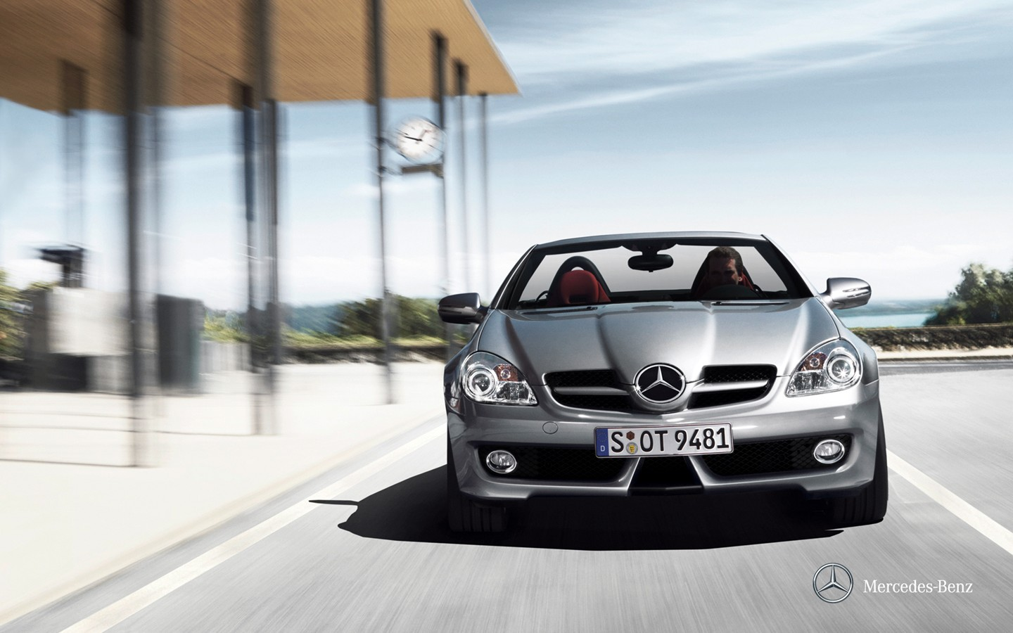 Mercedes-Benz SLK roadster 32028