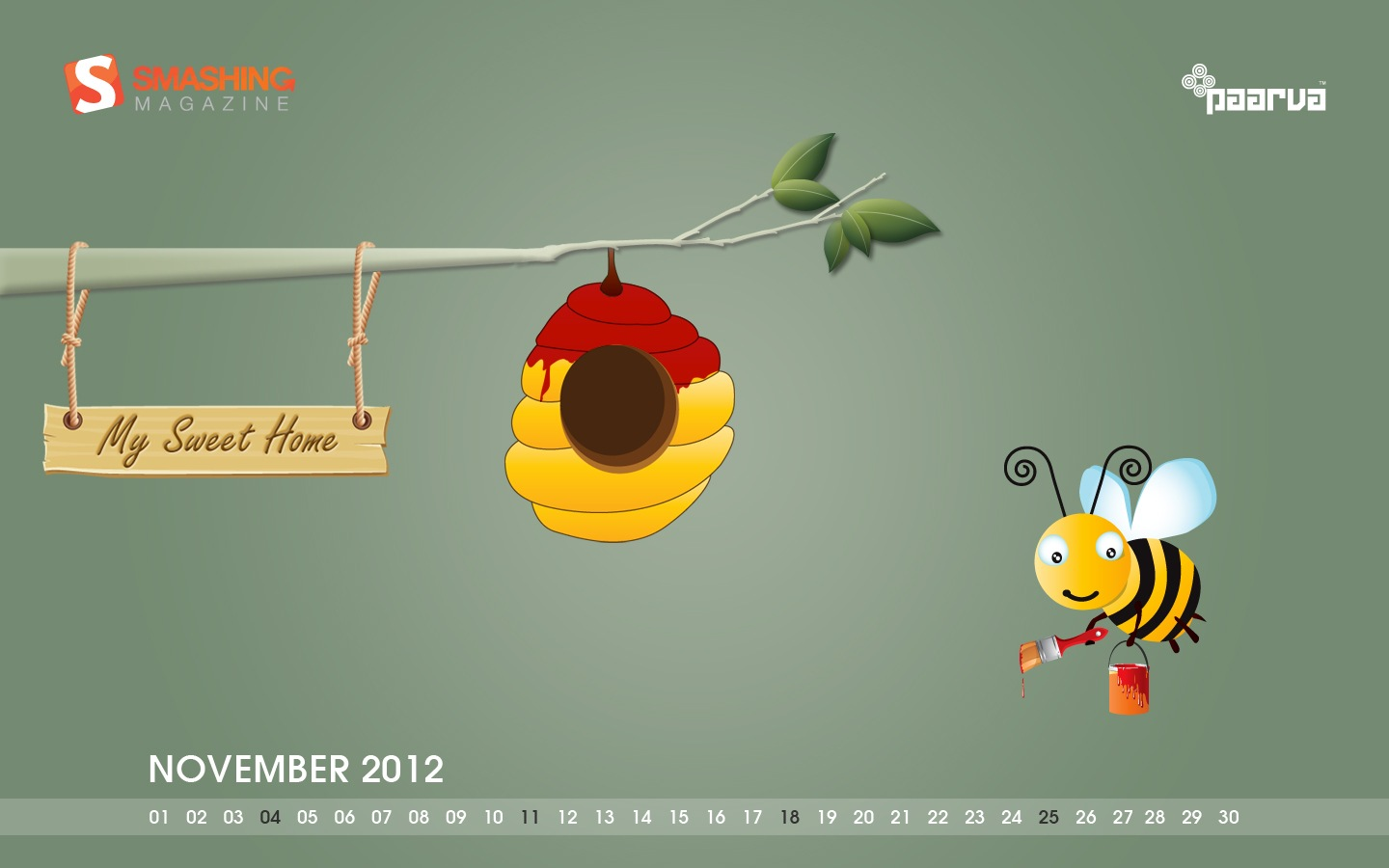 In January Calendar Wallpaper 32038