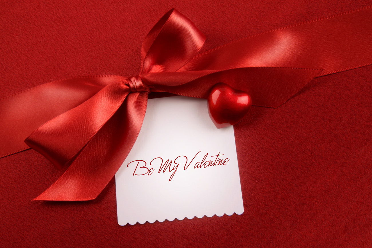 Ribbon bow card 32079