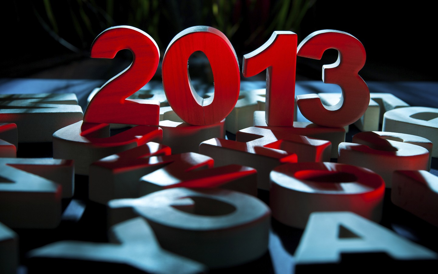 New Year Digital Background 32147