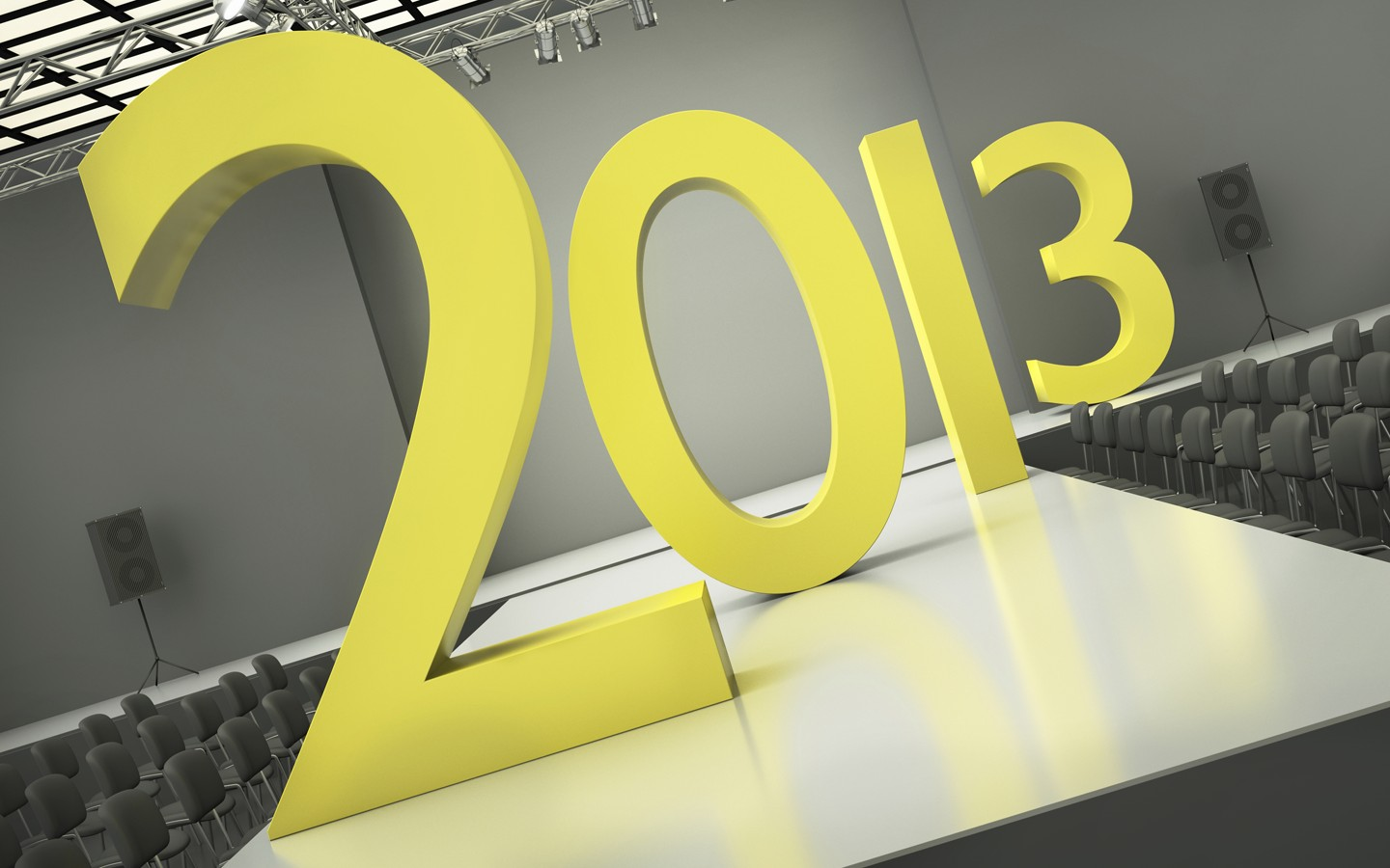 New Year Digital Background 32151
