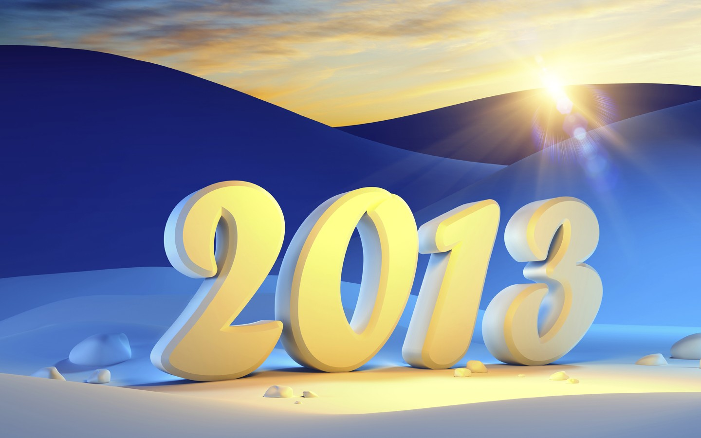 New Year Digital Background 32161