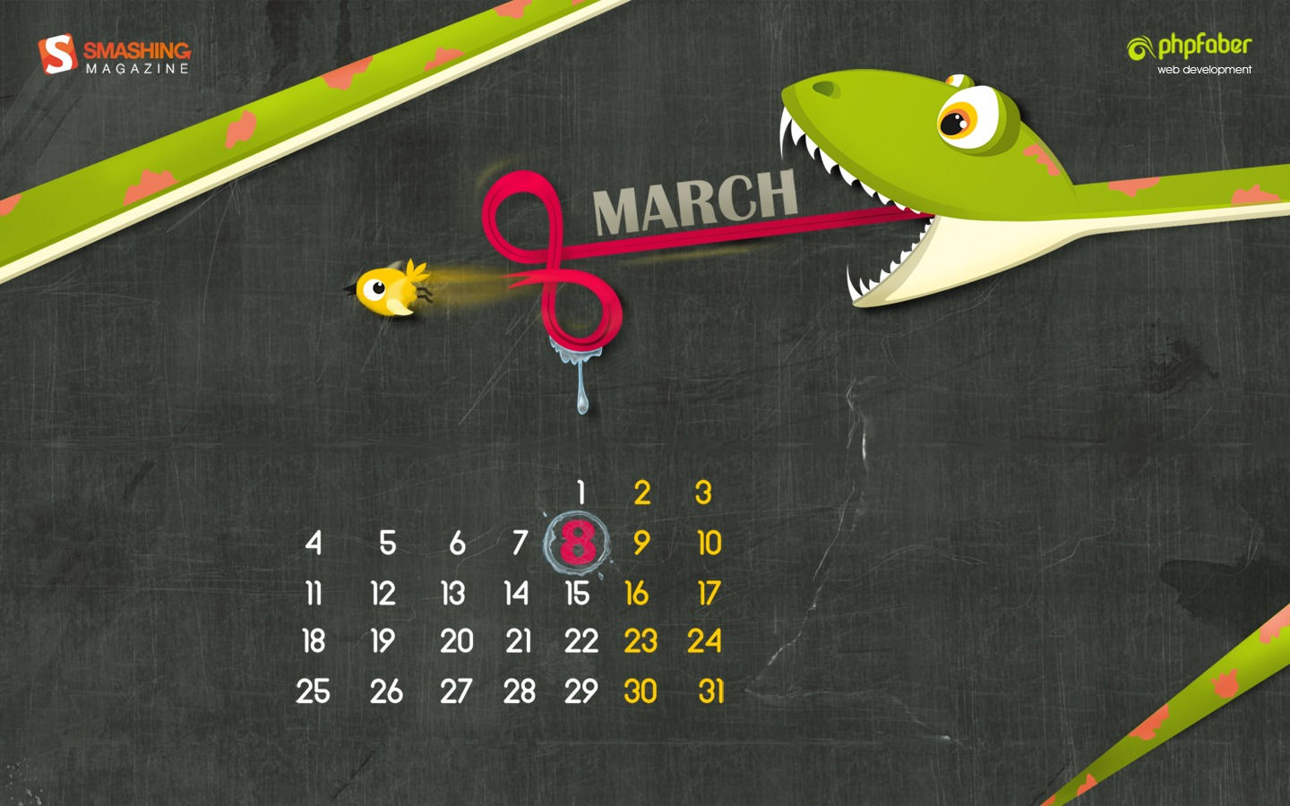 In January Calendar Wallpaper 32222