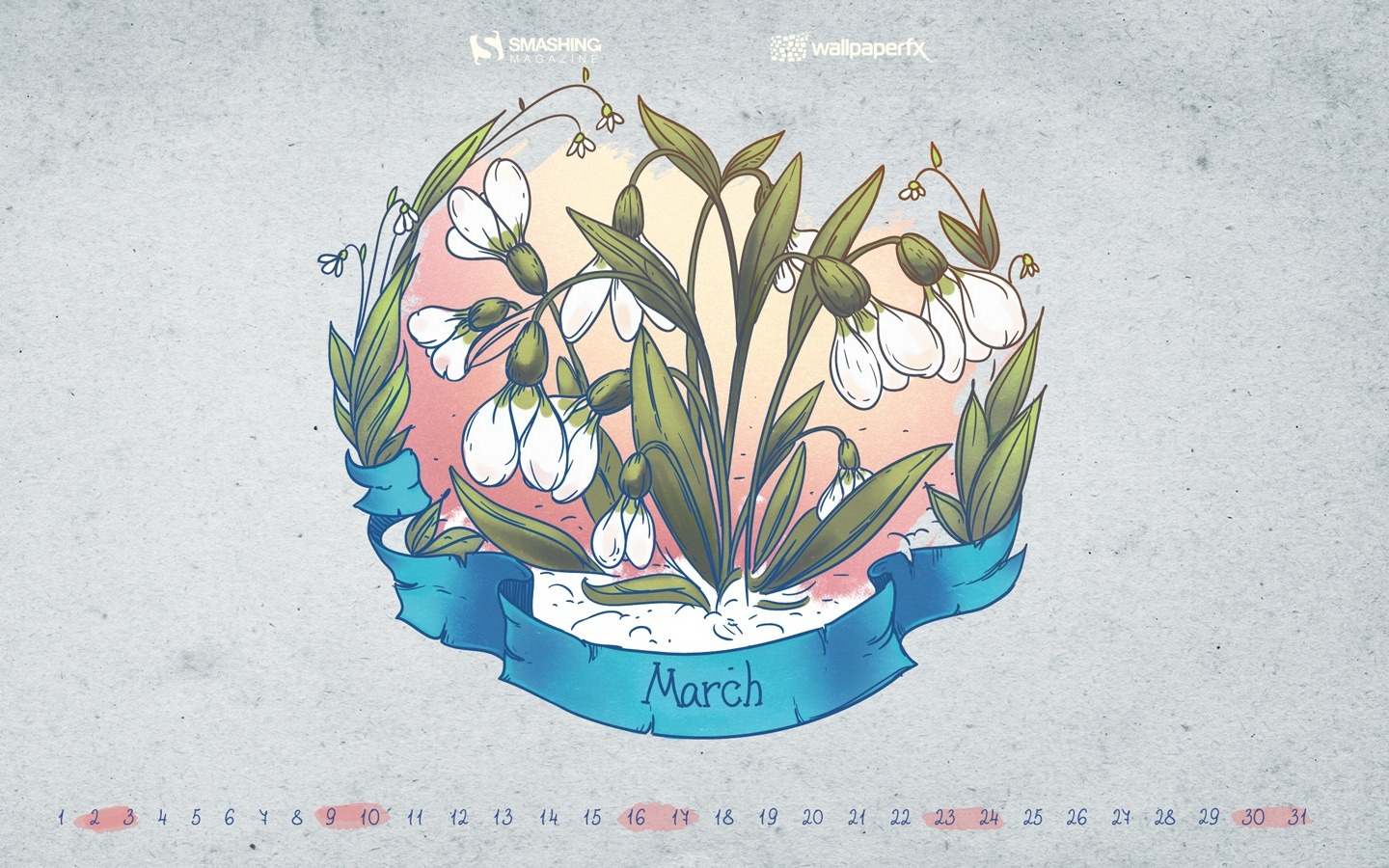 In January Calendar Wallpaper 32233