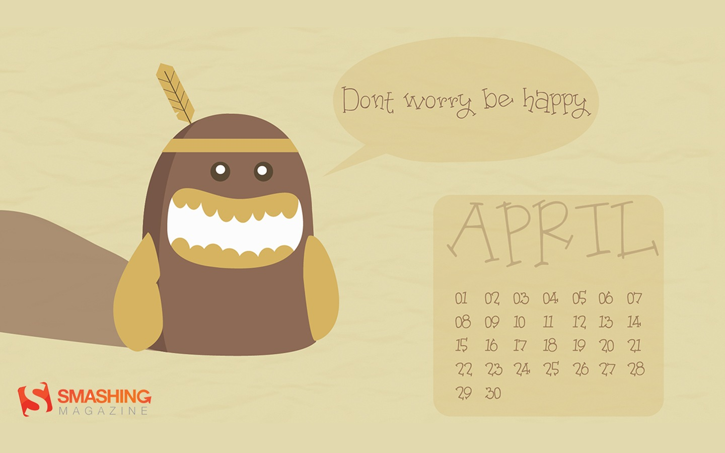 Month Calendar Wallpaper 32284
