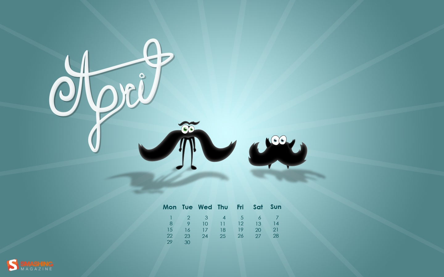 Month Calendar Wallpaper 32291