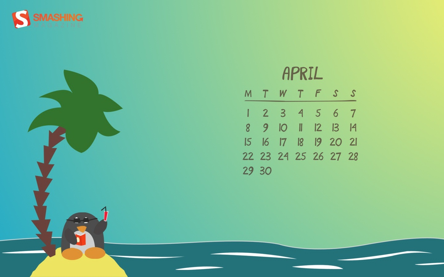Month Calendar Wallpaper 32292