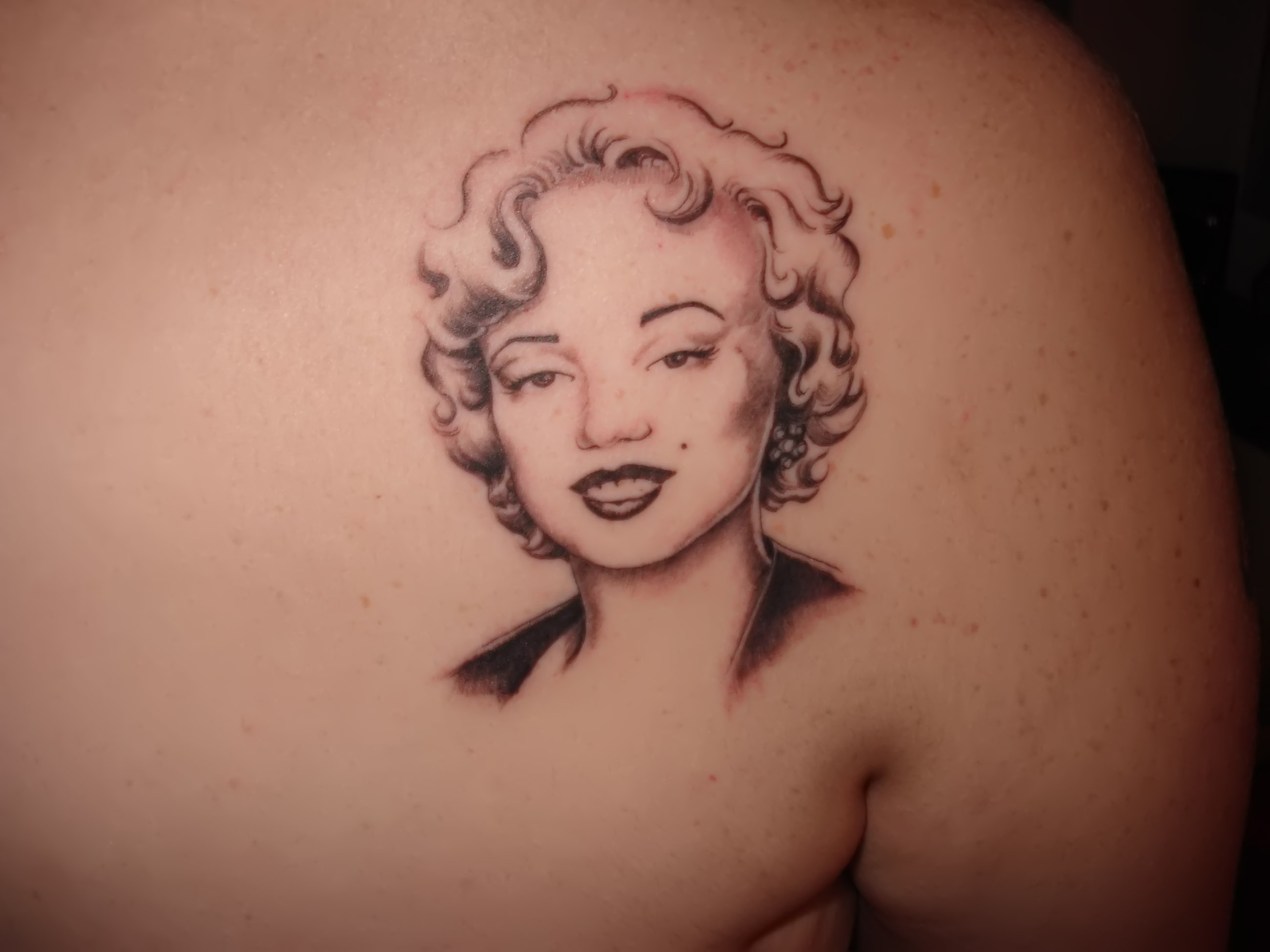 My Marilyn tattoo D marilyn monroe 32379