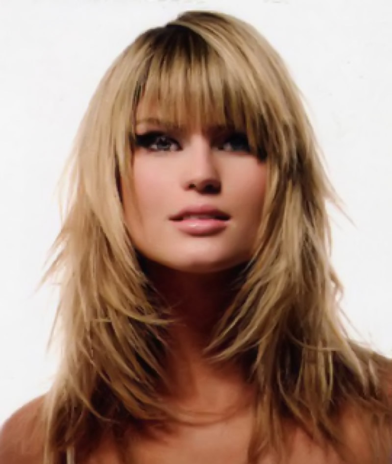 Long Hairstyle For Fine Straight Hair 4 32402 - Hair fashion ...