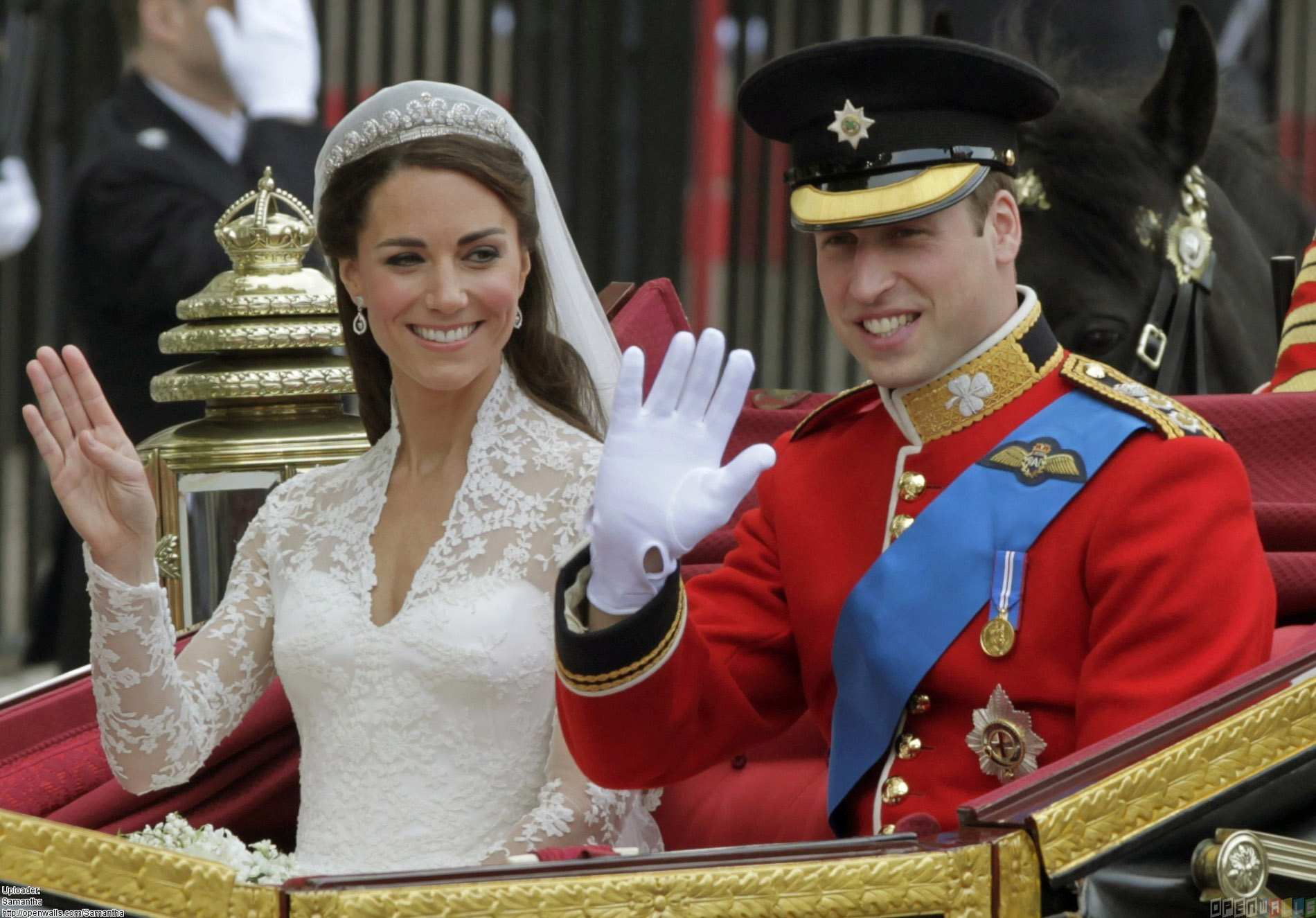 prince willian and kate middleton wed 32443