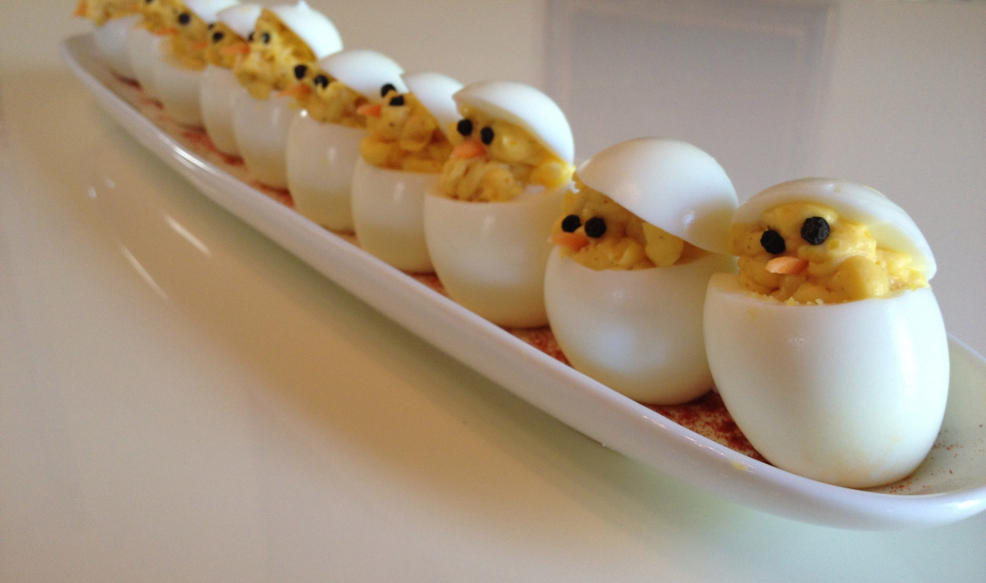 made from chicken eggs 32490