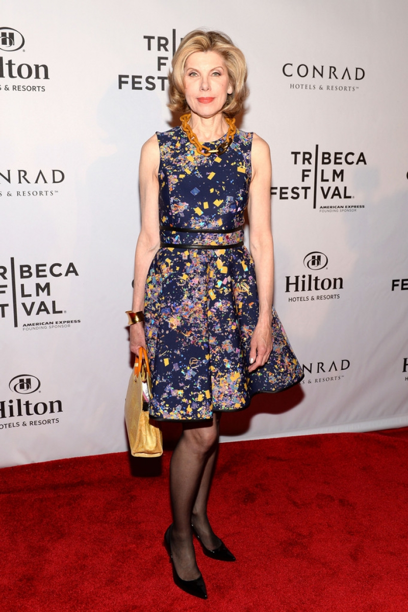 Celebs at a Tribeca Film Festival Event 32516