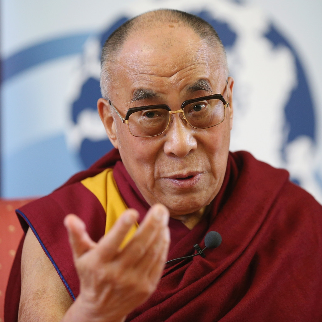 The Dalai Lama Speaks in Cambridge 32594