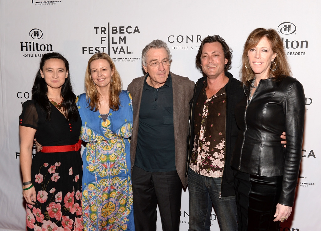Celebs at a Tribeca Film Festival Event 32609
