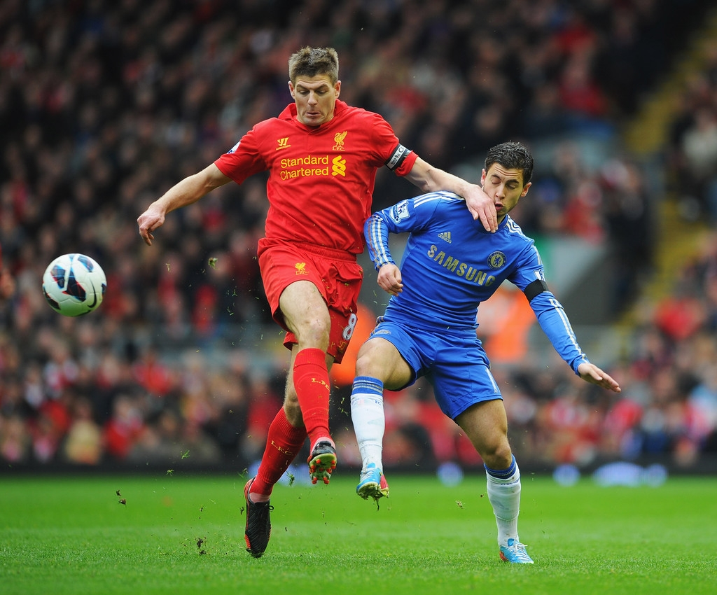 Liverpool v Chelsea - Premier League 32652