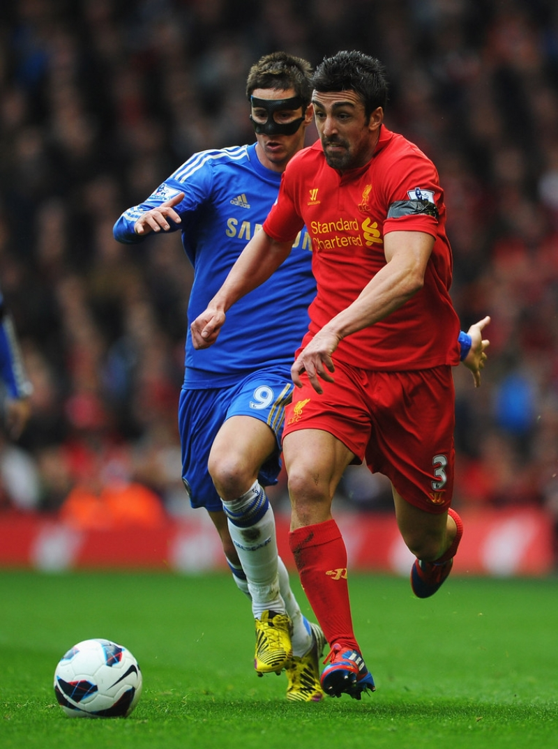 Liverpool v Chelsea - Premier League 32673