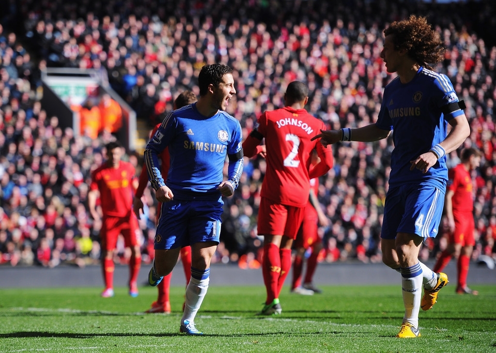 Liverpool v Chelsea - Premier League 32709