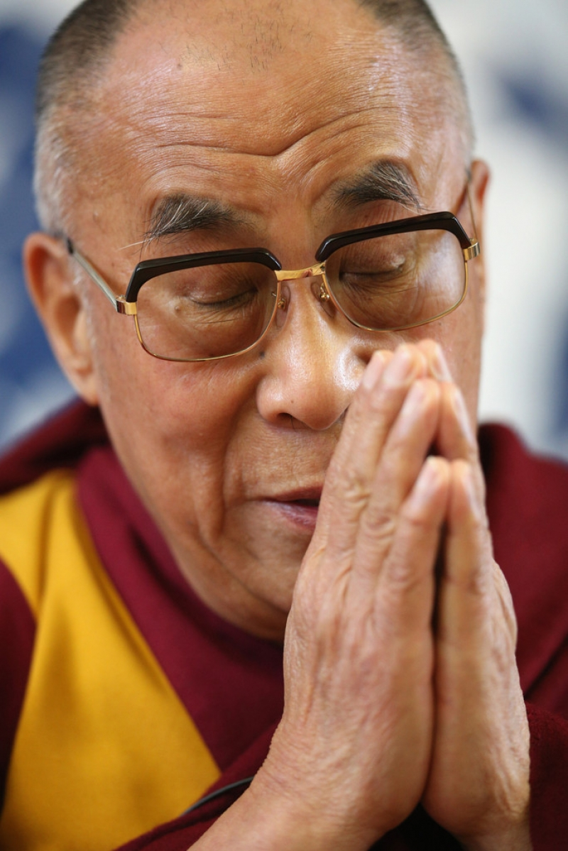 The Dalai Lama Speaks in Cambridge 32710