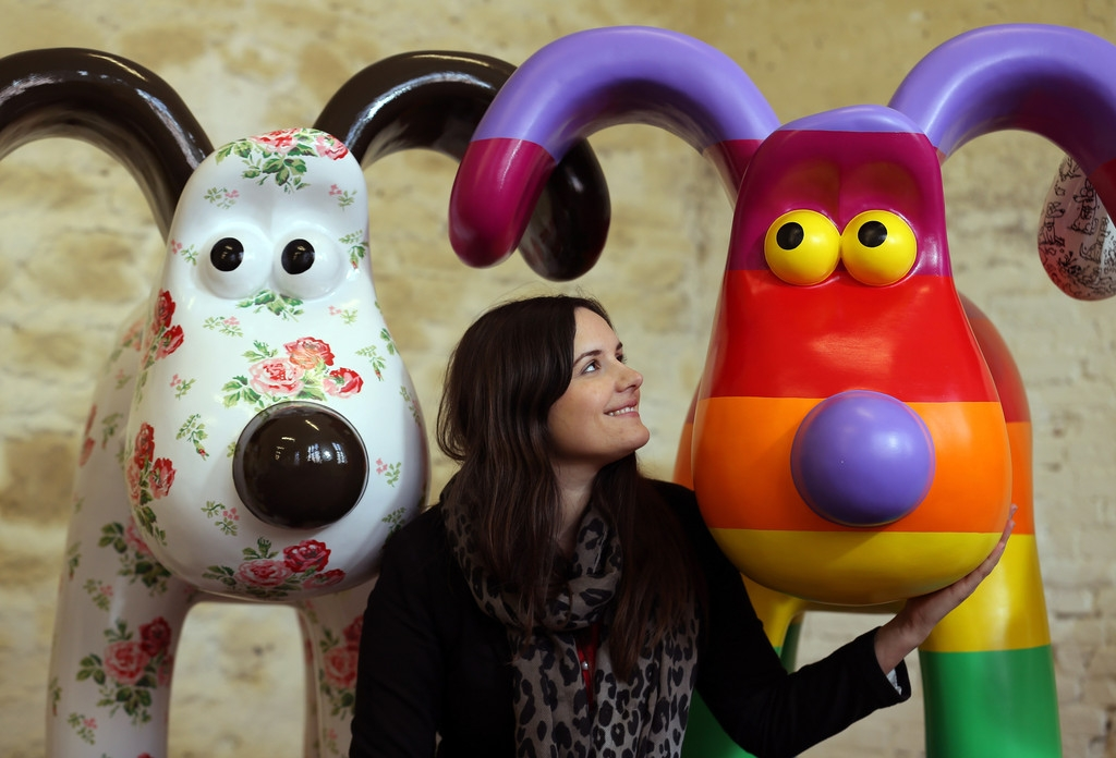 Artists Announced for Gromit Unleashed 32720