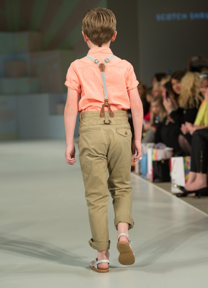Global Kids Fashion Week Show 32764