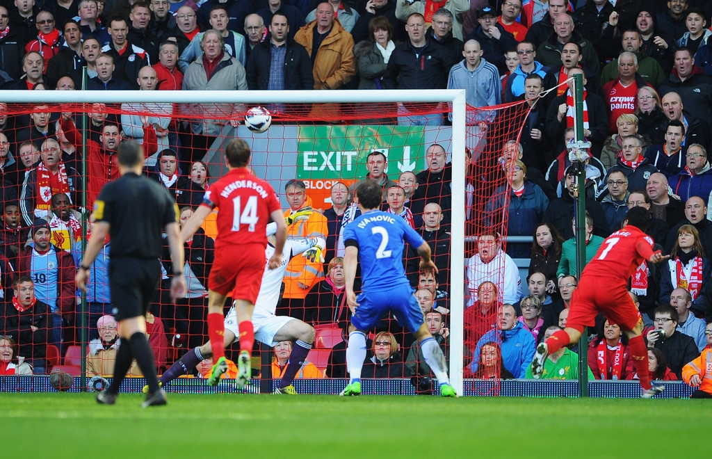 Liverpool v Chelsea - Premier League 32778
