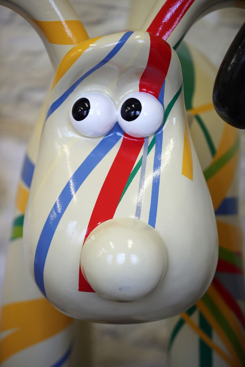 Artists Announced for Gromit Unleashed 32793