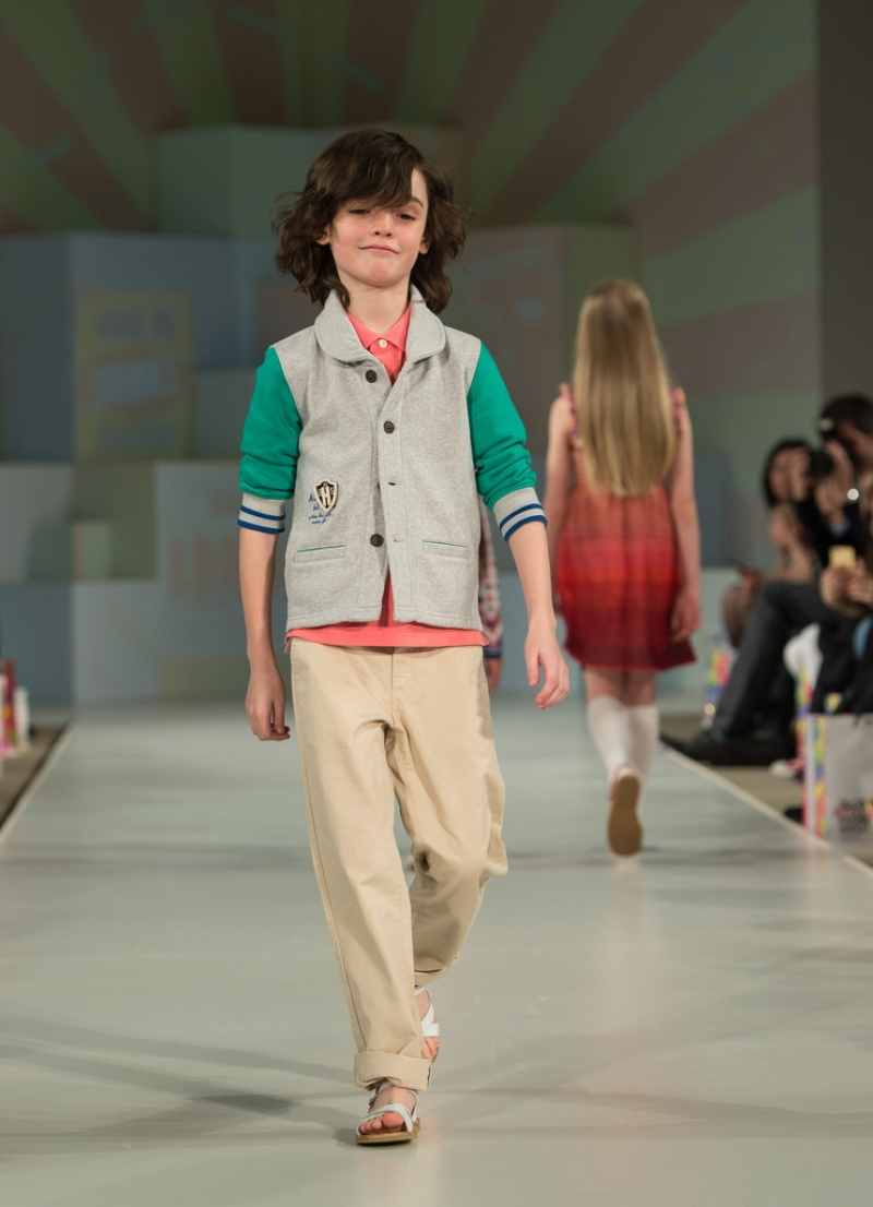 Global Kids Fashion Week Show 32802