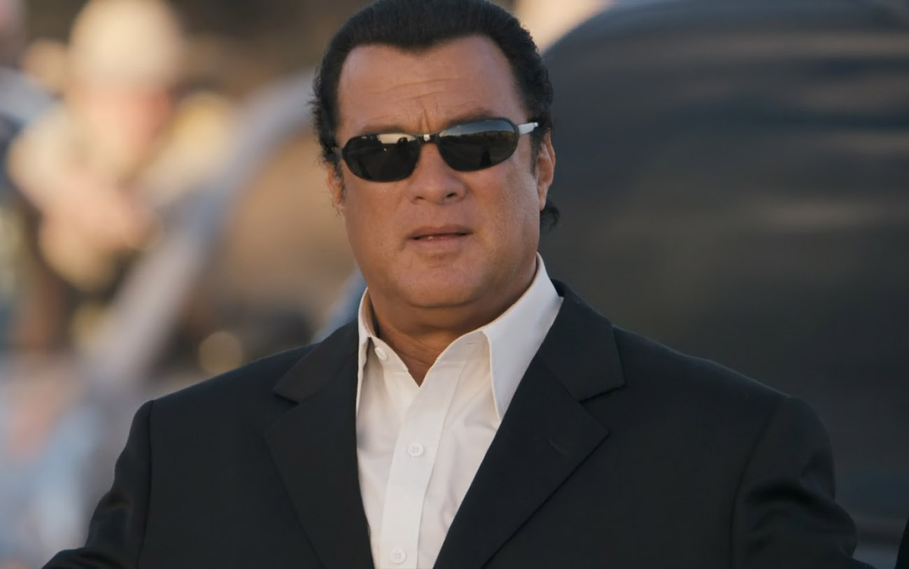 actor movie Steven Seagal American action 32812
