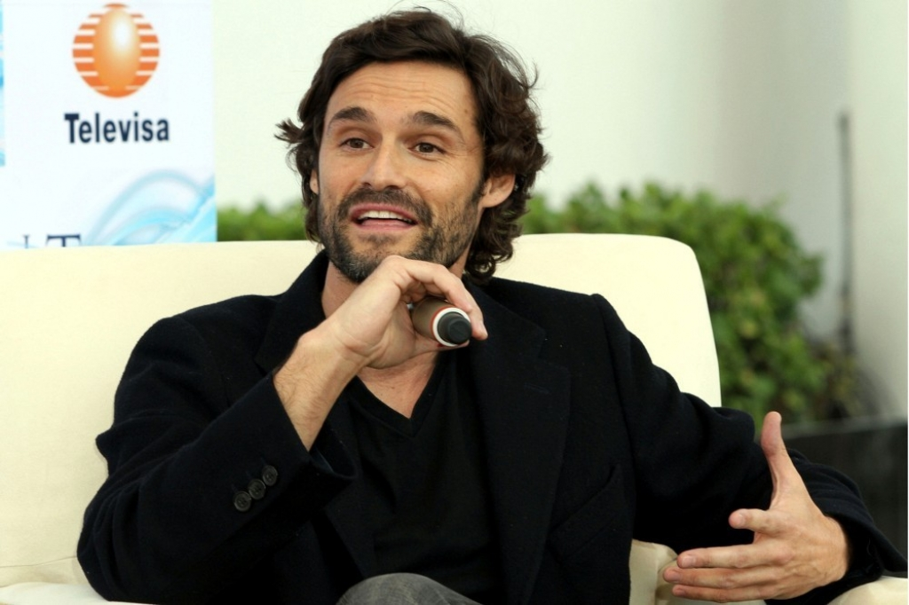 Ivan Sanchez Talks About His Spanish Soap Opera 32821