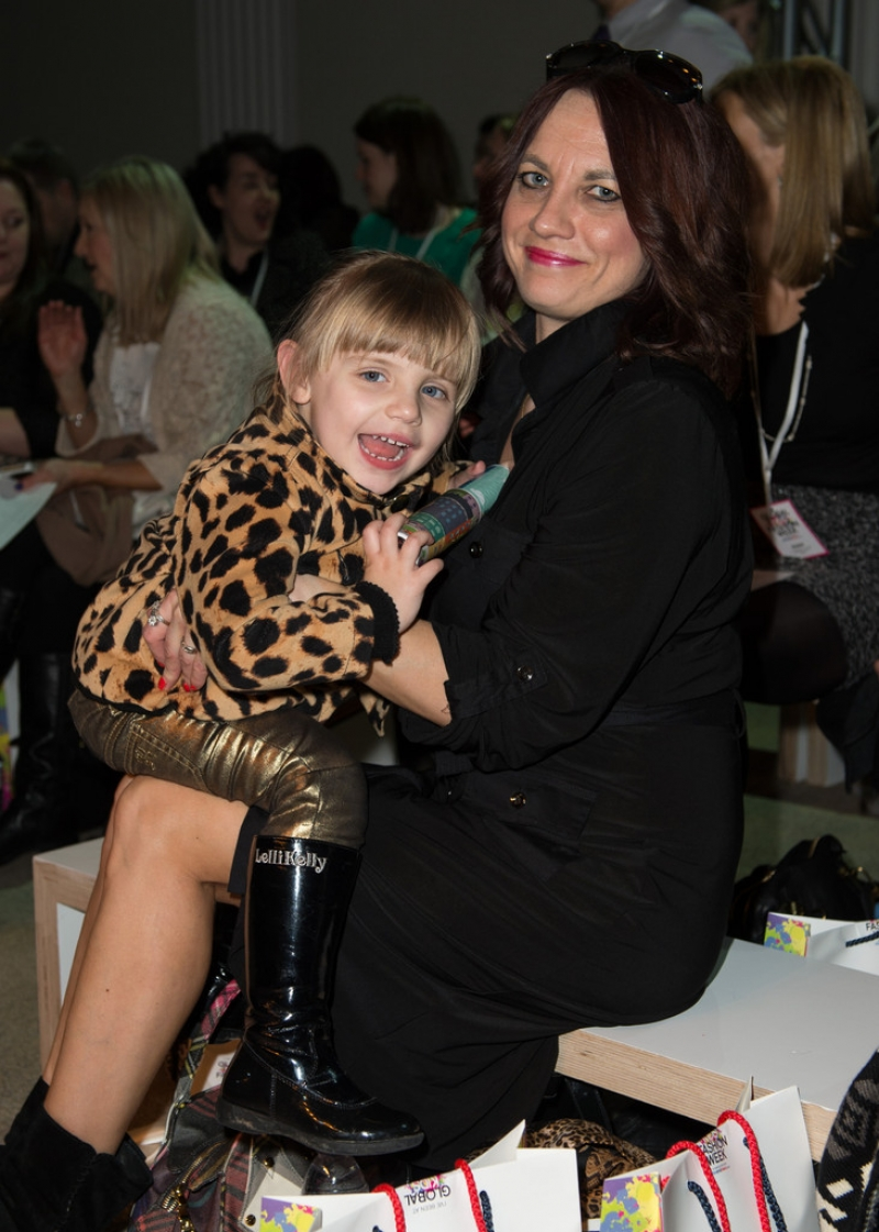 Global Kids Fashion Week Show 32872