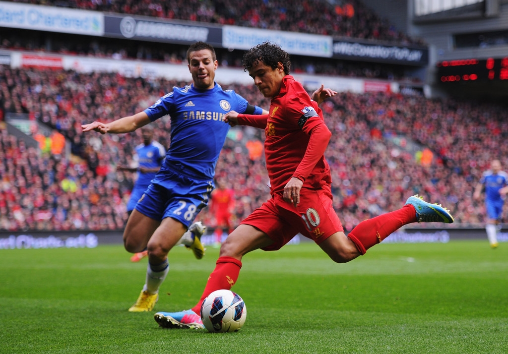 Liverpool v Chelsea - Premier League 32880