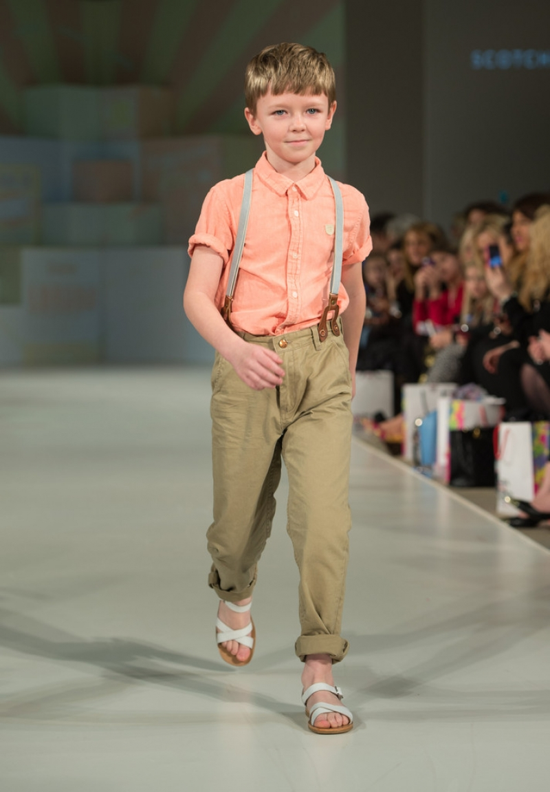 Global Kids Fashion Week Show 32923