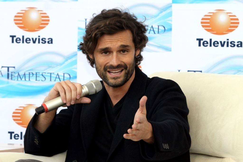 Ivan Sanchez Talks About His Spanish Soap Opera 32932