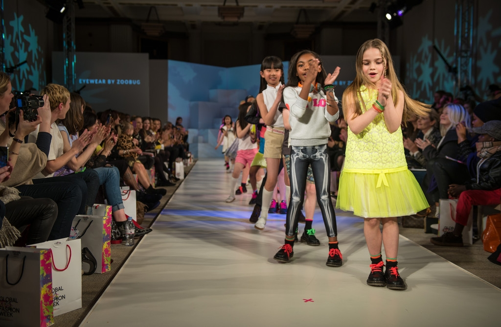 Global Kids Fashion Week Show 33034
