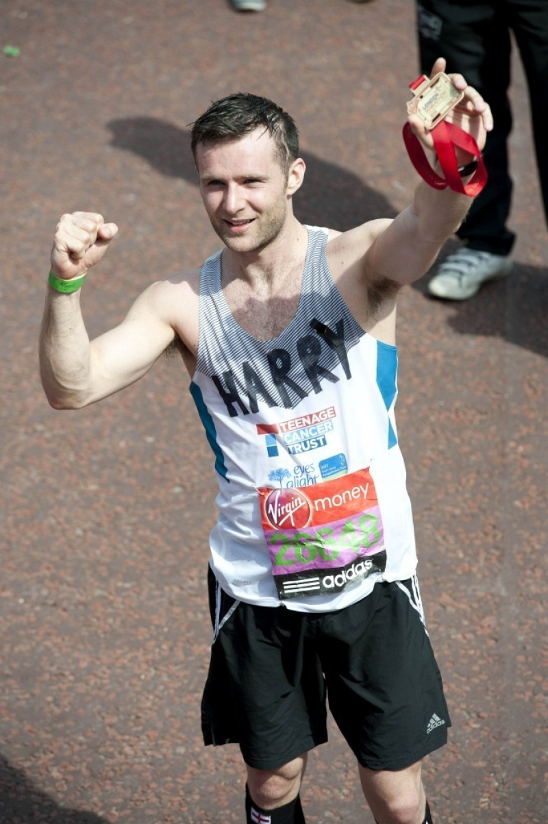 The Virgin London Marathon 2013 33063
