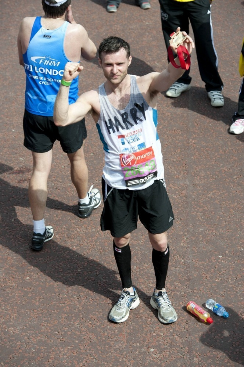 The Virgin London Marathon 2013 33064
