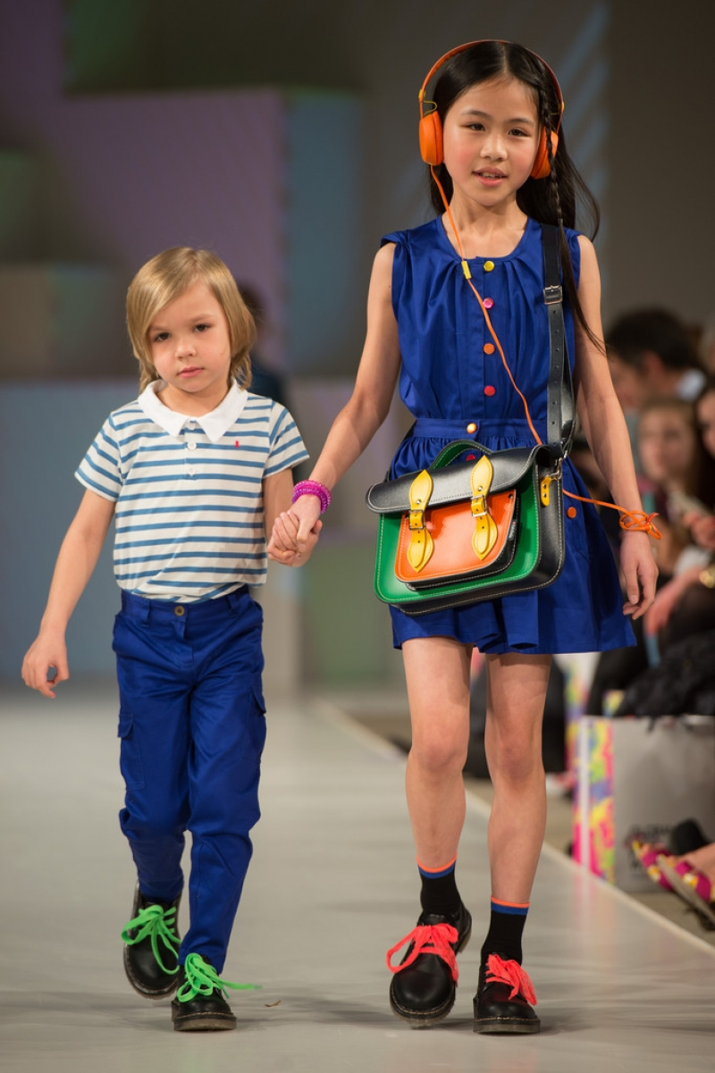 Global Kids Fashion Week Show 33098