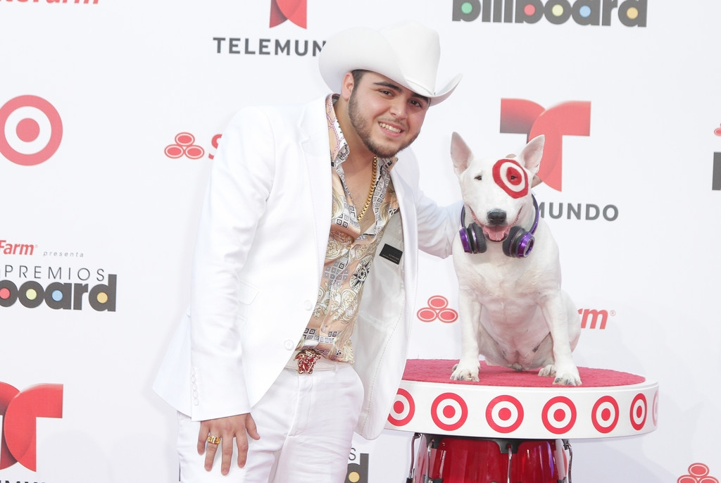 Arrivals at the Billboard Latin Music Awards 33108