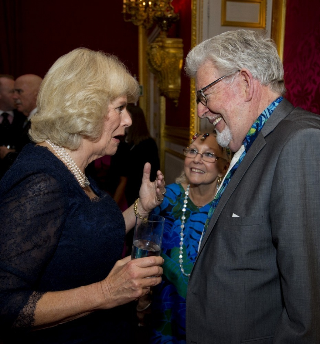 (FILE) In Profile: Rolf Harris 33110