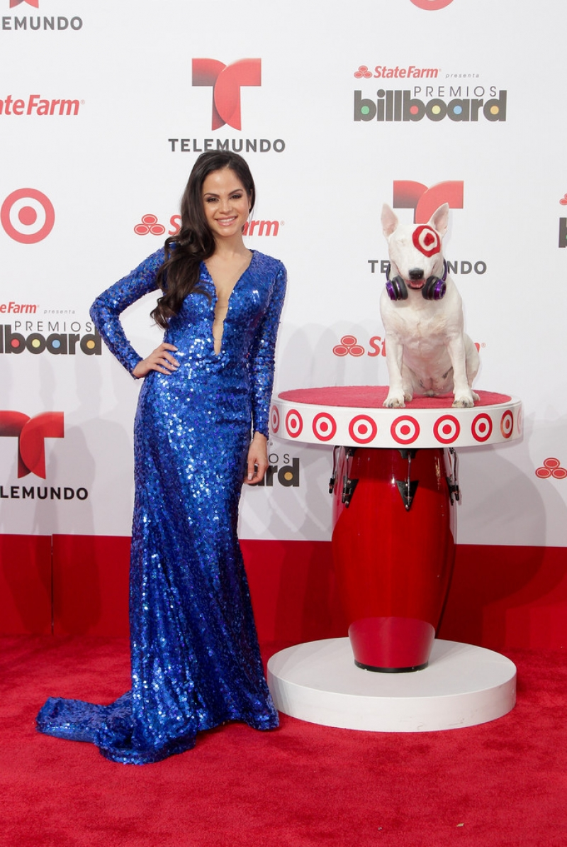 Arrivals at the Billboard Latin Music Awards 33112