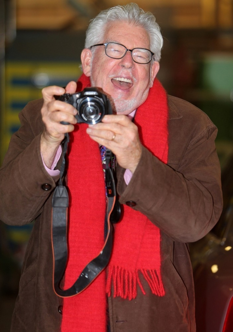 (FILE) In Profile: Rolf Harris 33120