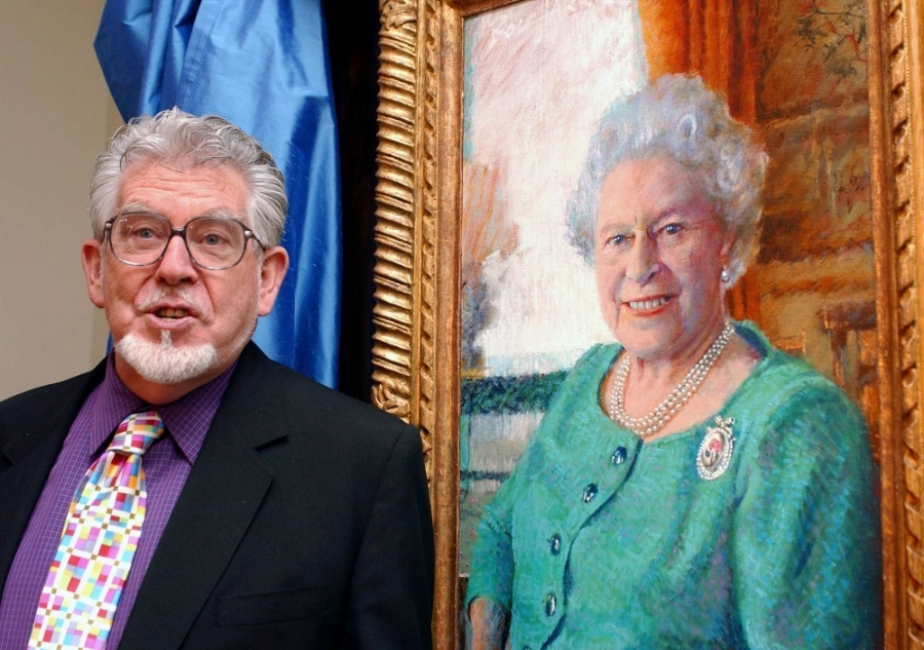 (FILE) In Profile: Rolf Harris 33147