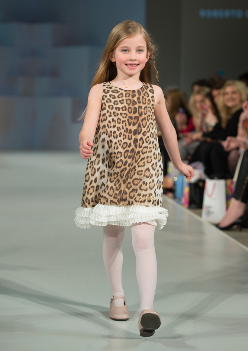 Global Kids Fashion Week Show 33158