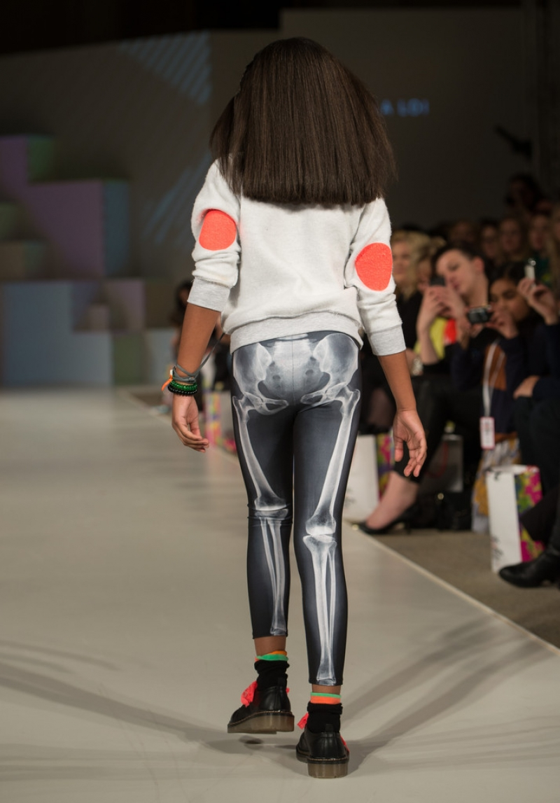 Global Kids Fashion Week Show 33159