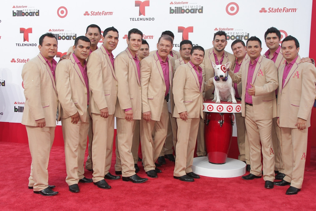 Arrivals at the Billboard Latin Music Awards 33234
