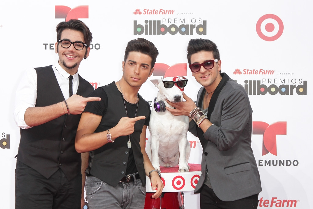 Arrivals at the Billboard Latin Music Awards 33278