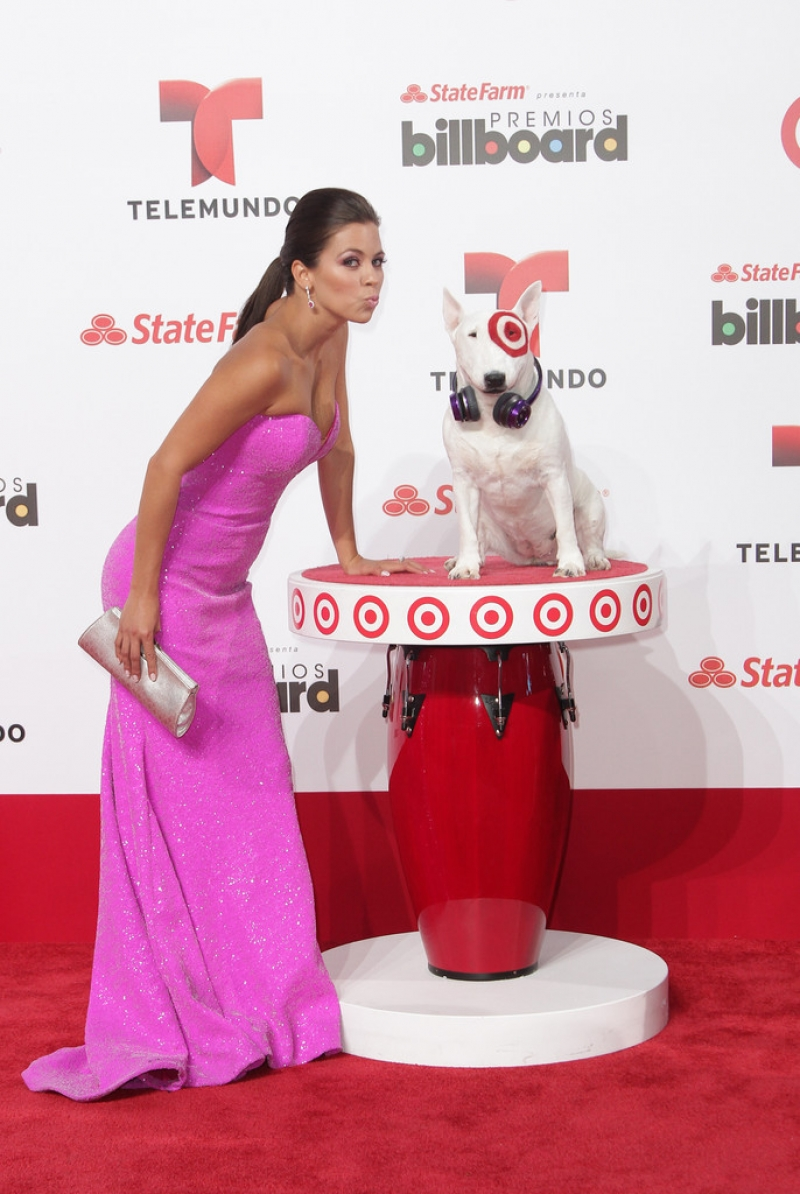 Arrivals at the Billboard Latin Music Awards 33287