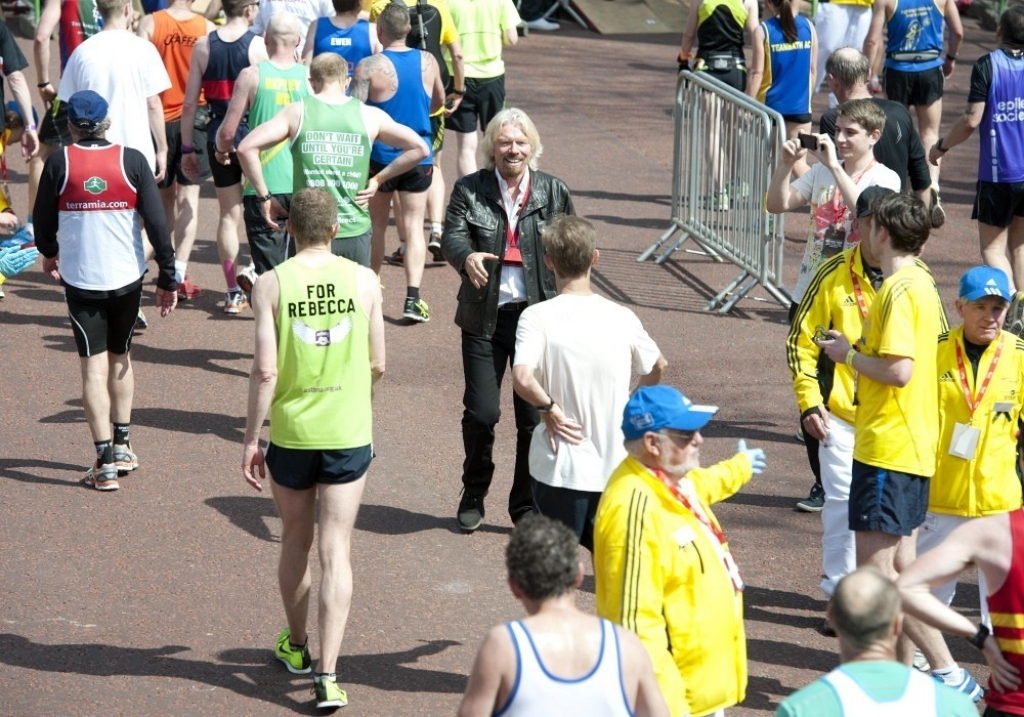 The Virgin London Marathon 2013 33345